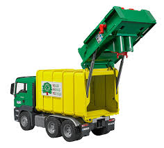 Bruder - MAN TGS Rear Loading Garbage Truck   PlayOne Bruder Man Tgs Cstruction Dump Truck Young Minds Toys Recycling Garbage 1797692140 Bruder Toys Garbage Truck At Work Youtube Games Bricks Figurines On Carousell 116 Man Green Wtrash Bins Bta02764 Buy Tank Online Toy Universe Laugh And Learn 02760 Tga Orange New 2017 Scale Made 03761 Side Loading Vehiclestoys Bta03761 Castle Llc Rear Waste Vehicle 3
