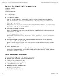 Production Resume Sample Music Examples Assistant Food Industry Regarding By
