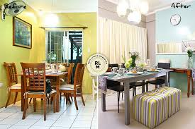 RL Makeovers A Two Week Makeover For The Kitchen And Dining Interior