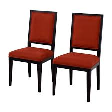 90% OFF - Buying & Design Buying And Design Red Upholstered Dining ... Ander Walnut Taper Back Red Upholstered Ding Chair Country House Fniture Set Of 2 Linblend Abbie World Market Striped Chairs New Homelegance Royal Design Custom Nailhead Tufted For Sale At 1stdibs 7 Modern Homes Cute White Leather Room Black Fabric Red Upholstered Ding Chairs For Really Encourage Iaffdistrict14org Amazoncom Hook Serena Solidwood Fine With 50 Off Velvet Round Glass Kitchen Table Ivory Faux