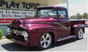 1956 Ford F-100 1956 F100 Hot Rod Pickup 350 Chevy Custom Stereo Beautiful Truck Ford For Sale On Classiccarscom Truck Series Pickup Trucks Pickups Bus Sale Near Hughson California 95326 Classics Youtube Hemmings Motor News That Looks Like A Rundown Old But Stock U13122 Columbus Oh