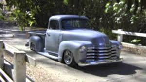 100 48 Chevy Truck BAGGED 1954 CHEVY TRUCK YouTube Chevy 5 Window Pick Up Pano