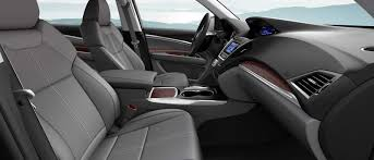 Does Acura Mdx Have Captains Chairs by Explore The Gorgeous Michigan Landscape In The 2017 Acura Mdx