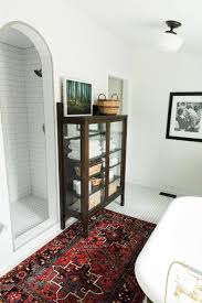 a master bathroom addition becomes more in line with the