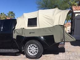 100 Kodiak Truck Tent Canvas MidSized 55 6 Bed