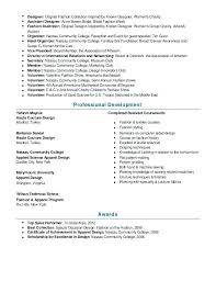 Sample Resume Fashion Designer Buyer Marketing Retail Merchandising Sales For Freelance Design Resumes Intern