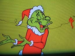 The Grinch Christmas Tree Scene by Scene Study With The Grinch Gold Can Stay