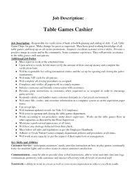 Grocery Store Resume Sample Formidable Cashier Samples In Checker Job Description