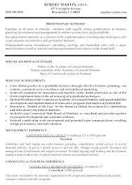Sample Dental Resume Assistant Format For Dentist Inspirational Examples