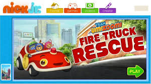 100 Fire Truck Game Videos Baby And Kid Cartoon S Team Umizoomi Truck Rescue Umi