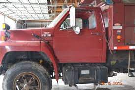 1989 Ford F800 Dump Truck For Auction | Municibid Cariboo 6x6 Trucks Freightliner Ta Steel Dump Truck For Sale 7052 1990 Mack Dm690sx Tandem Axle Dump Truck For Sale By Arthur Trovei 2008 Kenworth T300 For Sale Auction Or Lease Ctham Va Used 2011 Intertional 4400 Tandem 6 X 4 In 1979 Western Star Tandem Dump Truck Silver 92 Detroit 13 Spd 1998 Used Rd688sx Low Miles Axle At More Tractor To Cversion Warren Trailer Inc Over 26000 Gvw Dumps Gmc In Nc Pictures Drivins