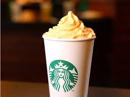 Mcdonalds Pumpkin Spice 2017 by Starbucks Pumpkin Spice Latte Whipped Cream Business Insider