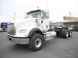 100 Day Cab Trucks For Sale 2019 International HX Tandem Axle Truck Cummins ISX