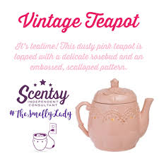Spode Christmas Tree Teapot by Scentsy Electric U0027vintage Teapot U0027 Warmer Scentsy Wax Warmers