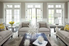 Taupe Gray Is Fabulous With All The White In Room And Touches Of