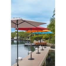 9 Ft Patio Umbrella With Crank by Umbrellas Betterpatio Com