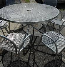 Smith And Hawken Patio Furniture Set by Patio Furniture Smith U0026 Hawken By Emu Italy Table And Chairs Ebth