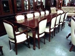 Dining Room Set For 12 Sets Seats