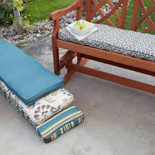 Better Homes And Gardens Patio Furniture Cushions by Patio Patio Bench Cushion Home Interior Design