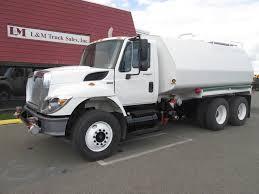 100 International Truck Sales 2009 7400 Water Tank For Sale Spokane WA
