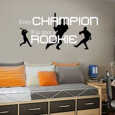 Shop All Decals Boys Wall Decals Every Champion Was Once A