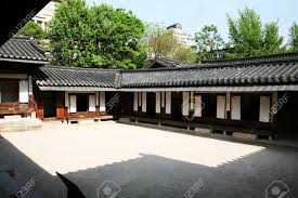 100 Houses In South Korea Traditional Hanok Stock Photo Picture And
