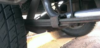 Broken Leaf Spring? - Toyota Tundra Forums : Tundra Solutions Forum