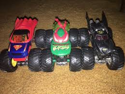 100 Ninja Turtle Monster Truck Hot Wheels S Superman Batman And Teenage Mutant