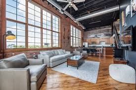 100 Brick Loft Apartments Grinnell Place Loft In Corktown With Soaring Main Room Lists