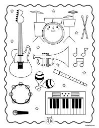 Nod Printable Coloring Page