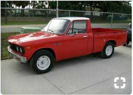 1976 Chevrolet LUV (Light Utility Vehicle) - Badge Engineered Isuzu ...