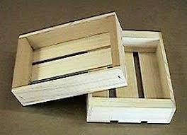 Best 25 Wooden Crates Wholesale Ideas On Pinterest