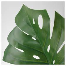 Fake Plants For The Bathroom by Smycka Artificial Leaf Ikea