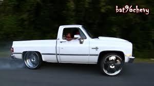 Short Bed Chevy C10 Silverado Truck on 26