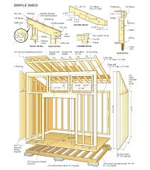 Slant Roof Shed Plans Free by Slanted Roof Plans U2013 Modern House Inside Slant Designs 10 Vitrines