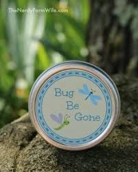 herbal no bug balm recipe homemade how to make and diy and crafts