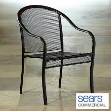 Grand Resort Patio Chairs by Grand Resort Commercial Grade Barrel Back Mesh Patio Dining Chair