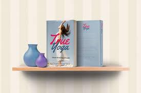 front u0026 back book cover mockup on a wood shelf covervault