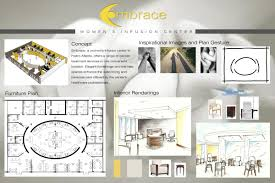 new student interior design portfolio exles designs and colors