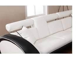 canapé d angle commandeur canapé angle droit blanc structure commandeur