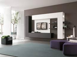 black white wall unit composition available at spazio di