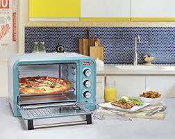 Americana ERO 2600BL Collection Retro 6 Slice Toaster Oven