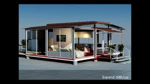100 Mecano Homes Mobile Home EBS Blockexpandable Building System Block YouTube