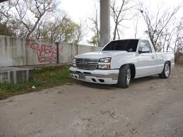White NBS Lowered Trucks - PerformanceTrucks.net Forums
