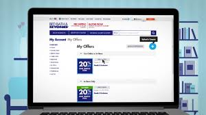 Bed Bath & Beyond TV - Watch: My Offers Bath And Body Works Coupon Promo Code30 Off Aug 2324 Bed Beyond Coupons Deals At Noon Bed Beyond 5 Off Save Any Purchase 15 Or More Deal Youtube Coupon Code Bath Beyond Online Coupons Codes 2018 Offers For T Android Apk Download Guide To Saving Money Menu Parking Sfo Paper And Code Ala Model Kini Is There A For Health Care Huffpost Life Printable 20 Percent Instore