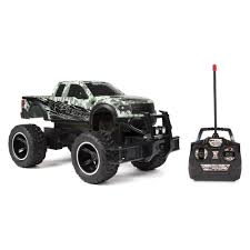 New Bright 1: 14 Scale R/C Ford F-150 Wheelie Truck From 0 - Nextag New Bright 124 Monster Jam Rc Truck From 3469 Nextag The Pro Reaper Is Chosenbykids And This Mom Money New Bright Ford F150 Fx4 Off Road Truck In Box 3995 Ford Raptor Youtube Buy Chargers Assorted Online Uae Carrefour Armadillo 110 Scale 22 Radio Control Fedex 116 Radiocontrol Llfunction Yellow Frenzy Industrial Co Shop Snake Bite Green Ships To Canada