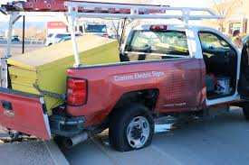 Police: Driver Runs Stop Sign, Collides With Pickup Truck On River ... 1998 Intertional Elliott Ecg485 Sign Truck For Sale Safety Signs Warning Yellow Caution Fork Lift Truck Operating Warning Sign Over White Bucket Service Mobile Billboard Glass Trucks Led For Rent In Caution Stock Photos Using Lift Trucks To Take Your Business New Heights Vintage Pickup With Tree Workshop Hot Pots Pottery Symbolic Metal Boxed Edge 900 X 600mm Search Results All Points Equipment Sales Not A Good When The Weather Channel Storm Team Shows Up M43 2017 Dodge Ram B31381 Boomco Dba Anchor