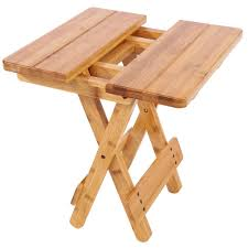 Xiulo Folding Stool Outdoor Folding Chair Portable Household Real Wood  Fishing Chair Foldable Small Chair