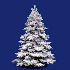 Walmart White Christmas Trees Pre Lit by Best 25 Walmart Flocked Christmas Trees Ideas On Pinterest