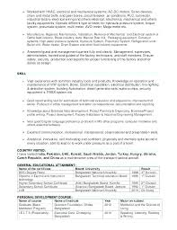 Diploma Resume Format For Ece Mechanical Doc